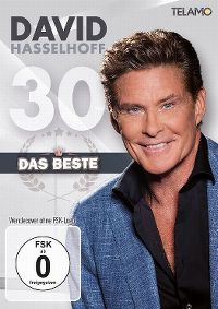 Cover David Hasselhoff - 30 - Das Beste [DVD]